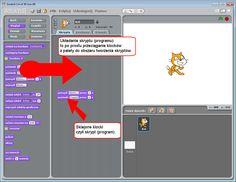 Scratch - programowanie komiksów i gier