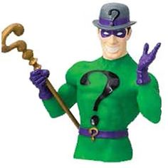 DC Bust Banks - The Riddler