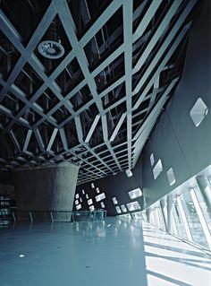 Phaeno Science Centre / Zaha Hadid Architects