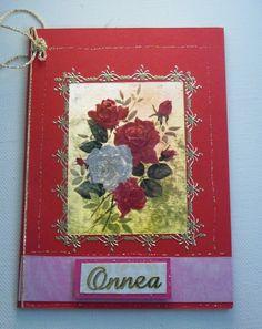 Kortti #67 / Greeting card by Miss Piggy