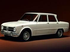 1966–72 Alfa Romeo Giulia 1300 T.I. (105)