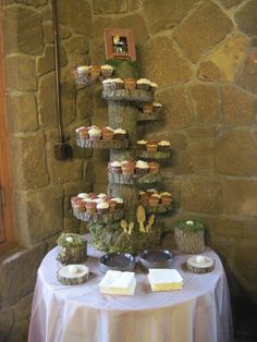 Our Wedding Cake Stand