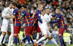 AKARPADINEWS.COM | DUA klub raksasa Spanyol, Barcelona dan Real Madrid, akan bertemu di laga El Clasico, laga lanjutan La Liga Spanyol, Minggu (3/4). Para pecinta sepakbola, khususnya fans Barca
