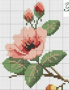 broderie - Page can find Punto de cruz and more on our website.broderie - Page 3 Cross Stitch Tree, Mini Cross Stitch, Simple Cross Stitch, Cross Stitch Alphabet, Cross Stitch Flowers, Cross Stitch Designs, Cross Stitch Patterns, Loom Patterns, Cross Stitching