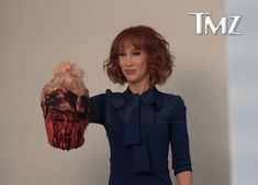 Kathy Griffin, the Ted Nugent of the left.