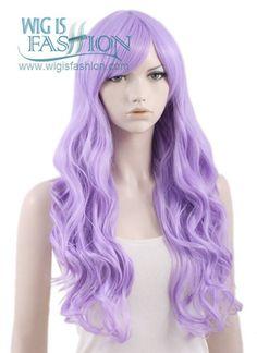#wigs #purplehair #purple #gothic #cosplay #pastelhair #pastel