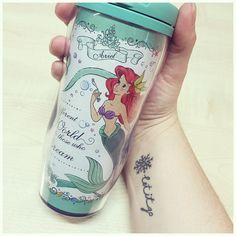 50 Magical Disney Tattoos That Will Inspire You to Get Inked