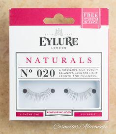 Eylure Naturals False Lashes Review