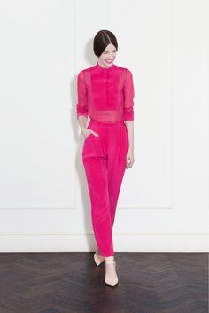 Barbara Casasola Spring 2013 Ready-to-Wear Fashion Show