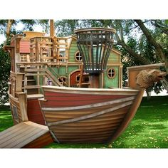 Posh Tots furniture - This would be so fun for a pirate party, but I don't have an extra $52K (WTH?!?)