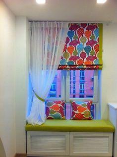 римские шторы для кухни - Пошук Google