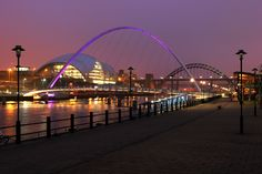 Newcastle, UK. Need to go here, my lovely friend Rae lives here :)