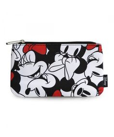 Loving this Minnie Mouse All-Over Pencil Case on #zulily! #zulilyfinds