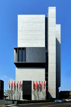 Oficinas Central HVW / Hsuyuan Kuo Architects & Associates (Taoyuan City, Condado de Taoyuan, Taiwán) #architecture