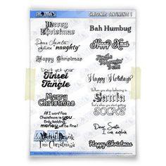 Christmas Sentiments sheet 01