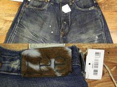 Front rise in cm). Waist in cm) across the back. Lee Denim, Lee Jeans, Denim Button Up, Button Up Shirts, Casual Pants, Men Casual, Denim Shirt Men, Indigo Dye, Vintage Jeans