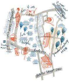 Good Good: MAPS BY MASAKO KUBO
