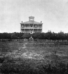 Florida Memory - Home of Confederate Brigadier General Joseph Finegan - Fernandina, Florida