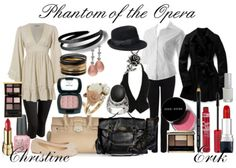 Music of the Opera - Erik and Christine