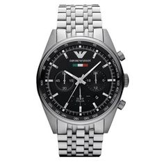 62e959043a21 Vista frontal del reloj. Relojes Hombre Emporio Armani AR5983