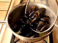 COZZE 5 errori che facciamo spesso - scuola di cucina