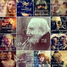 What J.R.R. Tolkien taught me: | J. R. R. Tolkien | Pinterest