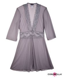 IntiMint Lace Robe.
