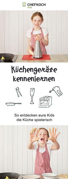 Chefkoch-Kids Nudeln mit der besten Tomatensauce Kinder kochen - die besten küchengeräte