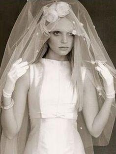Vestidos de noiva retrô 18