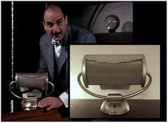 Investigating Agatha Christie's Poirot: October 2012