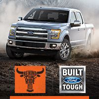Get a chance to win the 2016 F-150 + a VIP trip to the PBR World Finals in Las Vegas.