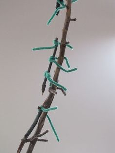 Irresistible Ideas for play based learning » Blog Archive » creating 'real' stick insects
