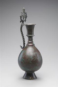 Ewer, Islamic Art, Detroit Institute of Arts