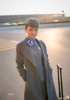 Cabin Crew, Asia Girl, Flight Attendant, Riding Helmets, Aviation, Aim High, People, Silk Scarves, Beautiful