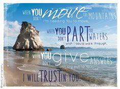 Trust in You- Lauren Daigle