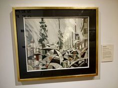 A Sense of Place: 20th Century Scottish Painting at the McManus Galleries Dundee | Europe a la Carte Travel Blog: http://www.europealacarte.co.uk/blog/2017/06/29/a-sense-of-place-20th-century-scottish-painting-at-the-mcmanus-galleries-dundee/