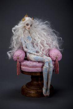 Madame de Pompadour | Enchanted Doll
