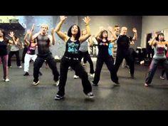 ZUMBA: Pass at me! Timbaland ft. Pitbull. new favorite routine