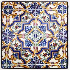 Source: pinterest.com - http://pinterest.com Portuguese Tile