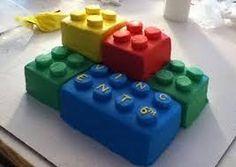 Risultati immagini per torta lego come si fa
