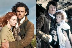 5 Differences Between Poldark 2015 and Poldark 1975 Glad they revamped it so we know that Poldark was a good looking guy; not sure they conveyed that in the old series. Poldark 1975, Demelza Poldark, Poldark Series, Ross Poldark, Bbc Poldark, Welsh, Acteurs Poldark, Pride & Prejudice Movie, Ross And Demelza