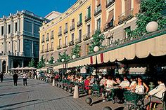 The Terraces of Madrid categorized by style/vibe