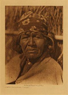 A Capitan Grande Woman