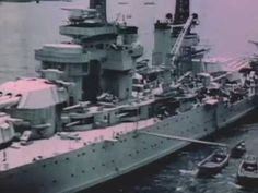 "Battleship New Jersey, Vietnam War: ""American Dreadnaught"" 1968 US Navy: http://youtu.be/jHtsBgJBoiU #BBS #NewJersey #USN"