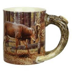 15 oz Ceramic Coffee Mug /& Stone Coaster Gift Set-BACKYARD BIRDS