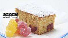 Alfred Prasad Love Cake Great British Chefs by Great British Chefs. Alfred Prasad of Tamarind demonstrates how to make love cake, a deliciously simple cake to make for any sort of occasion