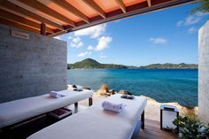 Spa at Hotel Christopher in St. Barths