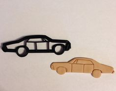 Supernatural Deans 1967 Chevy Impala Cookie Cutter by BoeTech