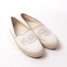 641f055fe80a2e LOUIS VUITTON Halbschuhe Gr. D 39 Beige Damen Schuhe Shoes CL0124 Flats