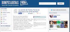 Artículo que habla sobre qué es la curación de contenidos en Social Media, y qué herramientas podemos usar para ello. http://beatrizmarrero.com/curacion-de-contenidos-en-social-media/